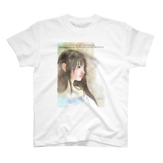 まなざしの向こう側 T-shirts