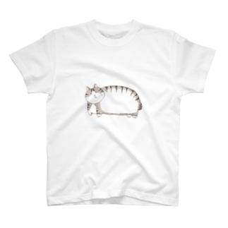 ずんぐりむっくりのほたる T-shirts