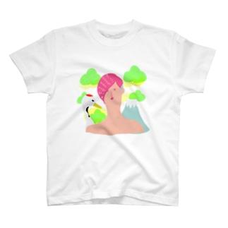 日本女子 T-shirts