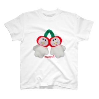 さプクらんぼ T-shirts