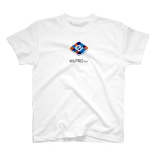 コレデ オンラインショップのe'sPRO T-shirts