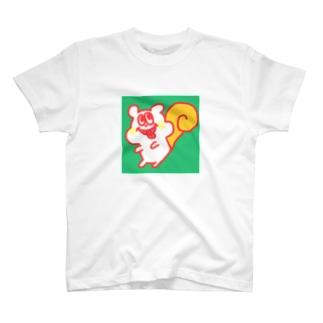 渋リッスくん T-shirts