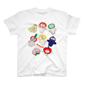 プクだもの T-shirts
