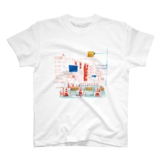 工事中 T-shirts