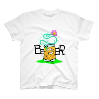 ビールジャン T-shirts