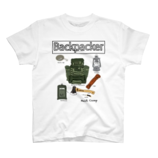 Backpacker T-shirts
