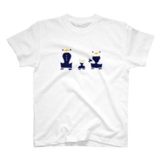『ペンギン酒店のせいふく』 T-shirts