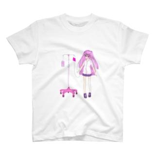 闇病み女子高生 T-shirts