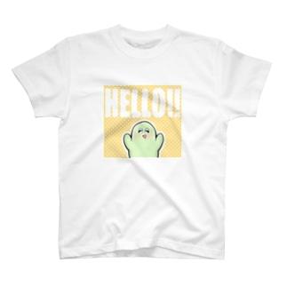 ハローも~さん T-shirts