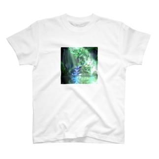 《どるちぇ旅》*おだやかな秘境* T-shirts