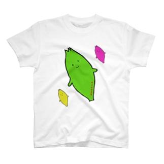 みょーちゃん三兄弟 T-shirts