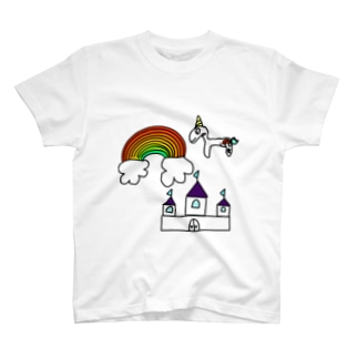 馬小屋のT-shirts