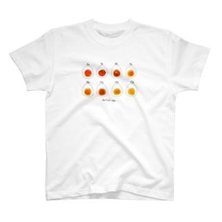ゆで卵Time T-shirts