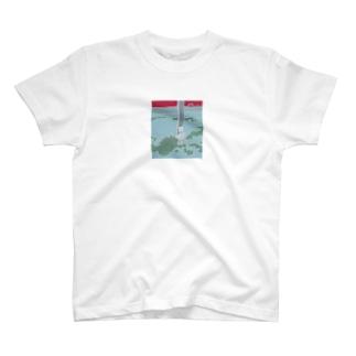 スクラップ T-shirts