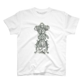 バンドシリーズ 2 T-shirts