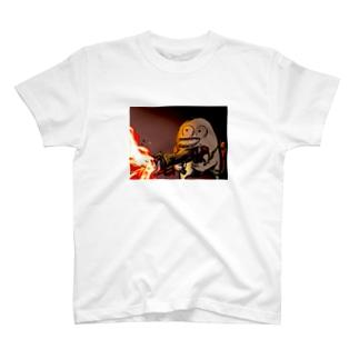 火炎放射まみやどん T-shirts