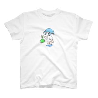 かわいこちゃん T-shirts