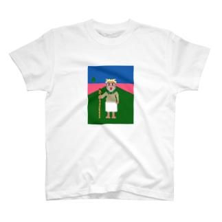 keihammのGOD SEES EVERYTHING 2 T-shirts