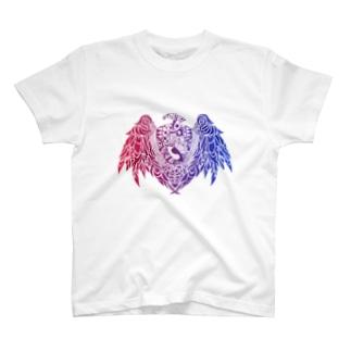 mode A/mode E T-shirts