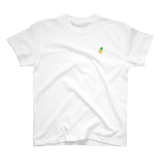 パイナップルンルン Tシャツ