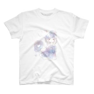こぼしたこころ T-shirts