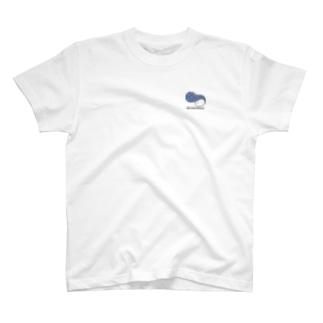 Reeeeegent-kun -青に白いお花-  KEEP YOUR HEADS UP T-shirts