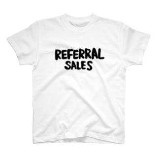 営業シリーズ T-shirts