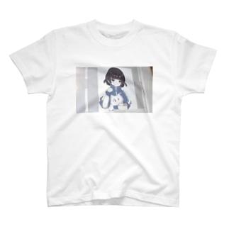らいぶつーでぃーなあのまる T-shirts