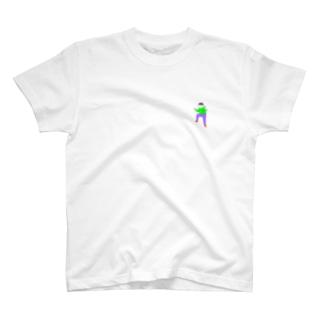 ジッパーくんT盆踊りver. T-shirts