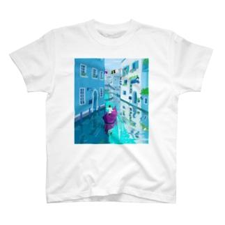 会える水路T T-shirts