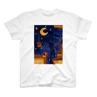 ★NEW!【心癒される抽象画オリジナルTシャツ#30】 T-shirts