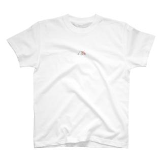 キンカチョウのにらめっこ T-shirts