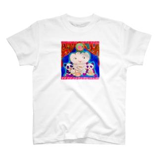 yonshirouのぎょうざちゃんと中華 T-shirts