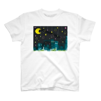 ★NEW!【心癒される抽象画オリジナルTシャツ#37】 T-shirts