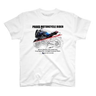 SUZUKI GSX S1000S Tシャツ T-shirts