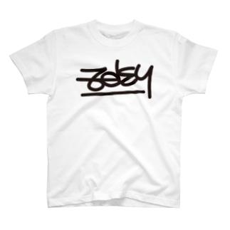 ひとくくり T-shirts