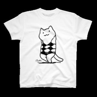 PygmyCat suzuri店のビキニスタイル01 T-shirts