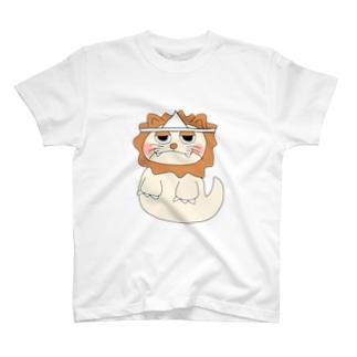 恨みはないよライオンくん T-shirts