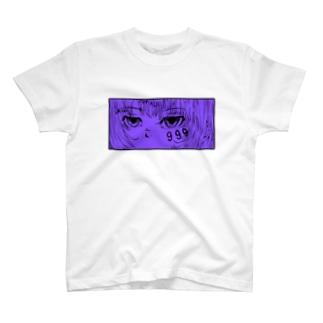 よわいガールの写真 T-shirts