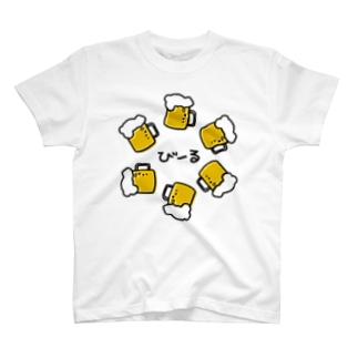 びーる T-shirts