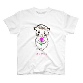 あくびさん( ´∀`) T-shirts