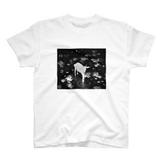 goat (oil painting) T-shirts