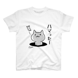 はまったニャン T-shirts