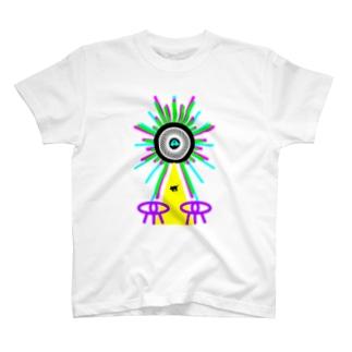 アブダクションT T-shirts