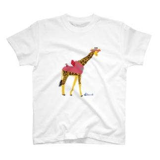 キリンちゃん Tシャツ