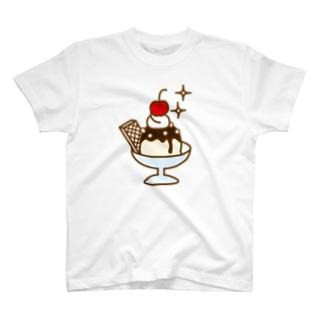 choco vanila Tシャツ
