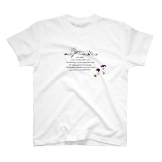 猫たまきの T-shirts