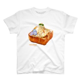 ハニーブレッドが好き T-shirts