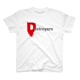 デストロイT T-shirts