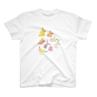 うさちゃん T-shirts